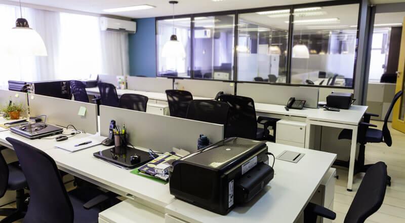 Mesas de Trabalho em Coworking na Avenida Paulista - aluguel mais econômico