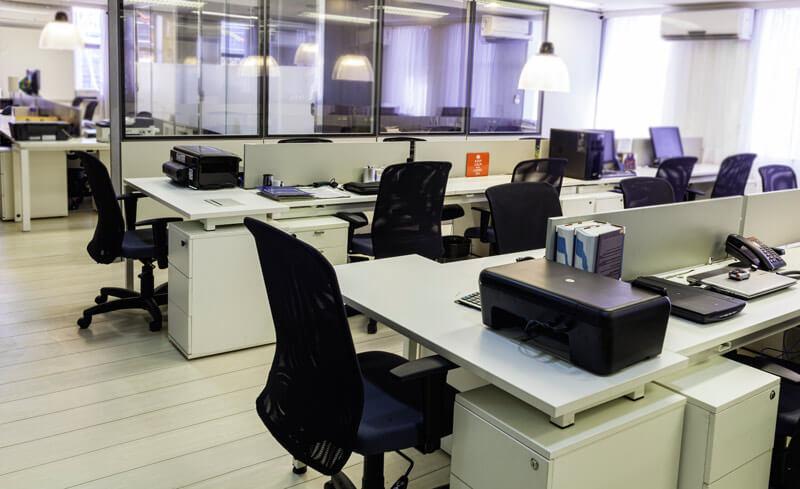 Mesa de Trabalho em Coworking - Aluguel comercial na Av. Paulista mais econômico