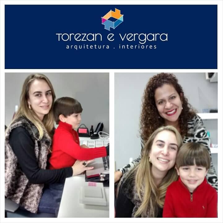 Empreende Mãe: mãe empreendedora da Torezan e Vergara