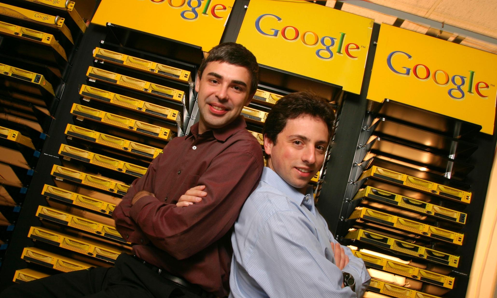 Google Parte I – Como tudo começou