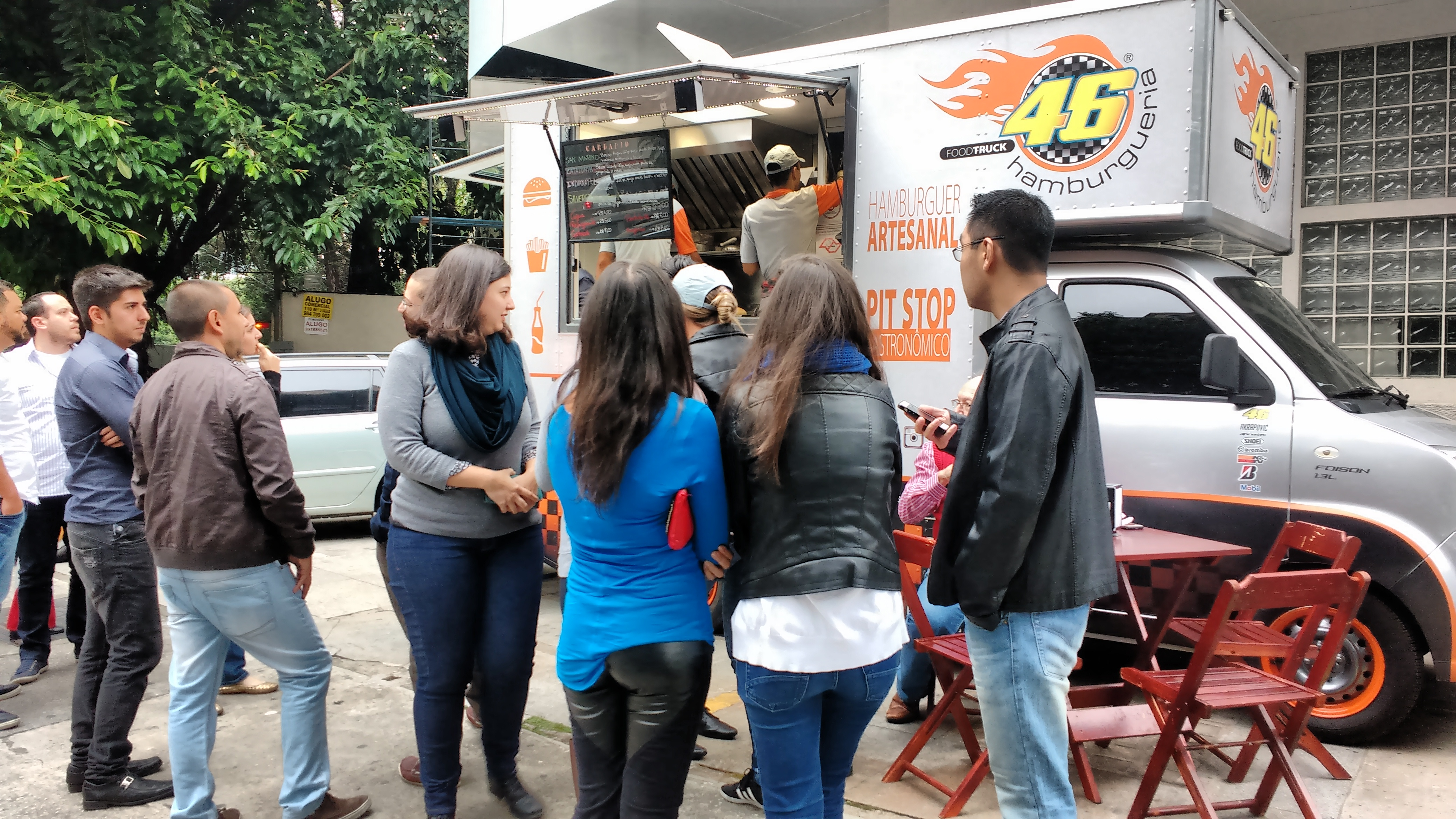 Cotidiano Gowork: Food Truck sexta-feira
