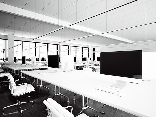 Escritórios compartilhados garantem design e custo diferenciados para empreendedores