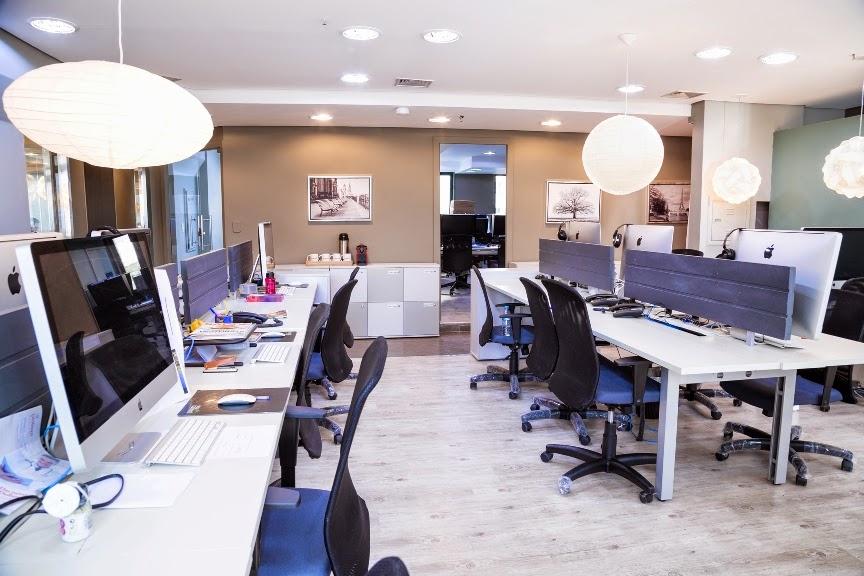 Crescimento de salas privativas em coworking chegam à 588%