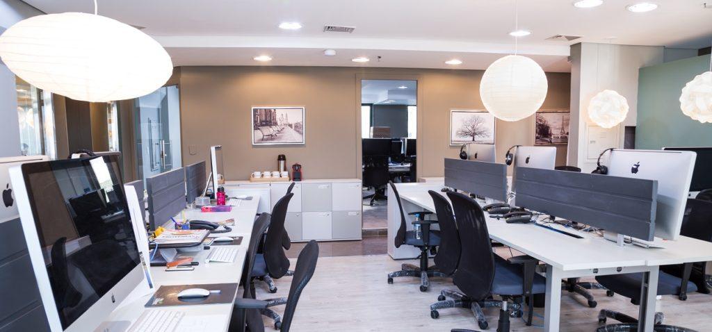 Built to suit, seu escritório pronto