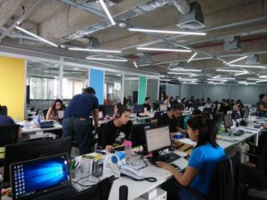 Fundacao Lemann Coworking