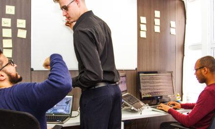 Ambiente de trabalho é determinado pela influência do objetivo de negócio e da marca