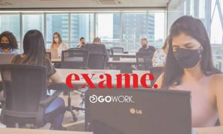 GoWork é destaque em matéria para Exame sobre coworking.
