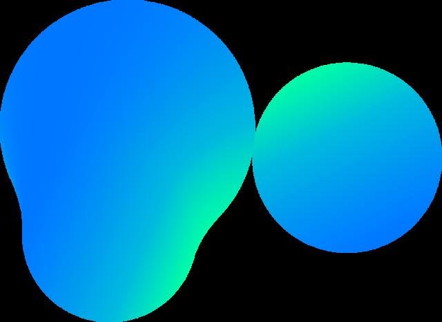 imagem circular fundo network go