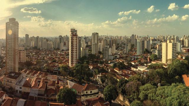 vila mariana skyline